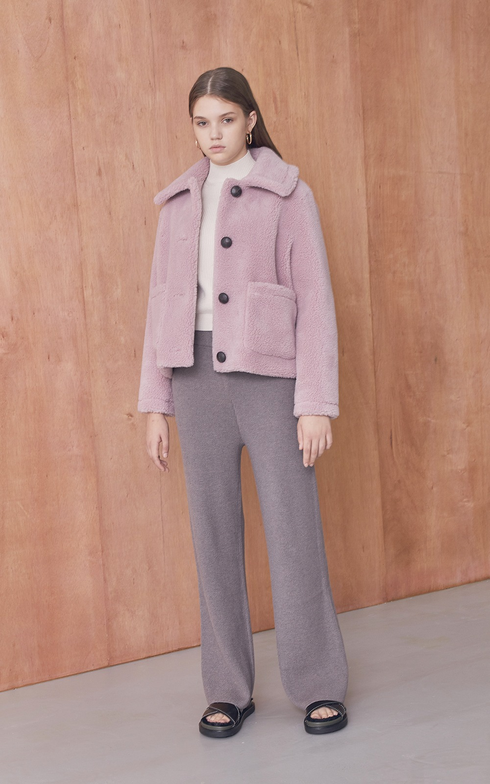 Abby Jacket _ Lavender [2차 Re-order]